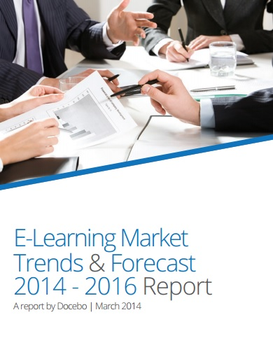 e-learning market trends 2014-2016